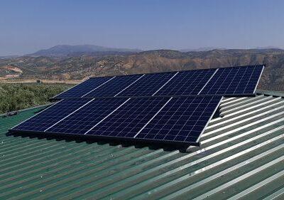 ejemplo de instalación fotovoltaica aislada
