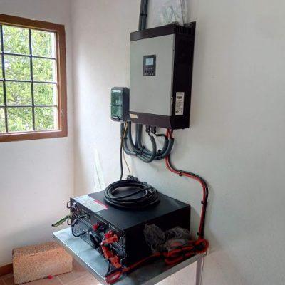Como instalar una placa fotovoltaica aislada