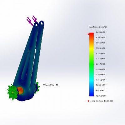 Elaboración de cálculos de viabilidad estructural en Proyectos de ingeniería en Granada