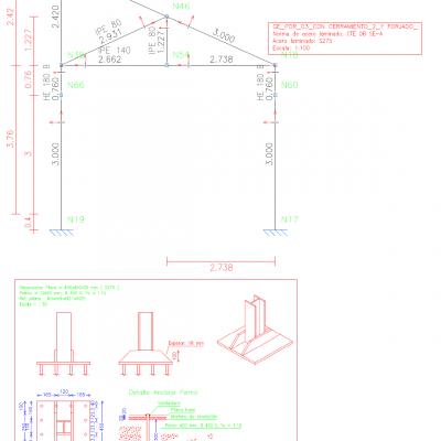 Calculos y diseño de Proyectos de ingeniería