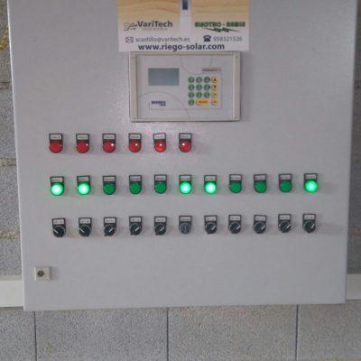 sistemas de riego con energía solar en Granada