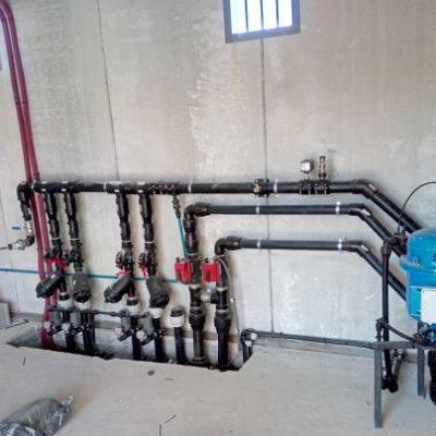 instalacion de red hidraulica en granada